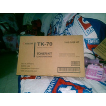 Toner Kit Original Kyocera Tk-70 Nuevo Barato Foto Real