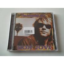 Bon Jovi - Cd The Essential Hits - Lacrado!!!!