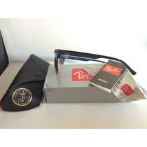 Óculos De Sol Rayban - Modelo Novo - Unissex Acompanha Case