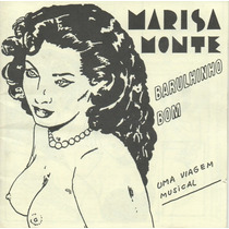 Marisa Monte Barulhinho Bom Uma Viagem Musical Cd Duplo