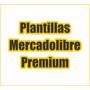 Plantillas Mercadolibre Diseño Gráfico Personalizado Premium