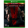Jogo Metal Gear Solid V The Phantom Pain Xone