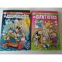 Kit 2 Disney Especial As Assombrações E Os Cientistas - Novo