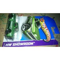 Hot Wheels Custom 69 Chevy Pickup Verde Vena Lyly Toys