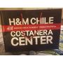 Bolsa H&m Inauguracion Costanera Center Para Coleccionistas