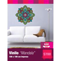 Vinilo Decorativo Impreso - Imprimí De Diseño Tus Paredes