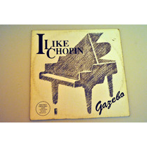 Gazebo I Like Chopin Remix 91 Vinilo Maxi- Made In Italy