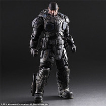 Gears Of War Marcus Fenix Play Arts Kai Preventa