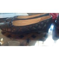 Lote Zapatos Chanel ,bottega Veneta Y Gucci