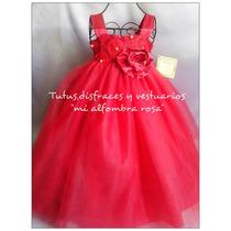 Vestido De Fiesta,damitas O Gala Para Niñas
