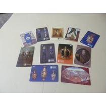 Raridade - 30 Cartão Telefônico: Série Museu - Anos 90