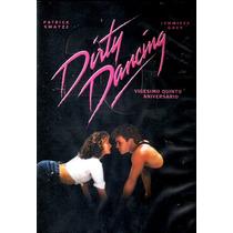 Dvd Original: Dirty Dancing 25 Aniver Jennifer Grey P.swayze