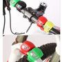 Led Pra Roda Bicicleta Iluminação Segurança Colorido Luzes