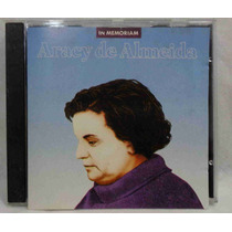 Aracy De Almeida Cd In Memoriam 1993 Mega Raridade