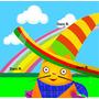 Kit Imprimible Baby Tv Henry El Gloton Cumple Tarjetas Y Mas