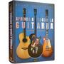 Libro Atlas Aprenda A Tocar La Guitarra Acustica Y Electrica
