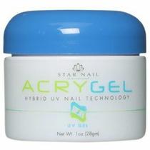 Gel Acrygel Clear 28g Star Nail