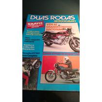 Revista Duas Rodas Janeiro 1982*