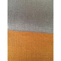 Tela De Tapiceria Importada 100% Lino A/140 Cms Dos Colores