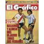 Revista Grafico 3508 Maradona Alonso Monica Gonzaga Romero