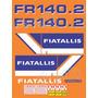 Kit Adesivos Fiatallis Fr 140.2 - Decalx