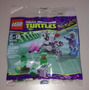 Krang Droid Laser Turret Lego Tortugas Ninja Polybag