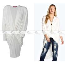 Blusa Plus Size Decote Torcido Roupas Gordinha S/renda Mulet