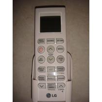 Control Lg Minisplit Aire Acondicionado Original Mega Vm122c