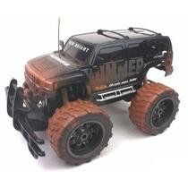 Carro Carrinho C/ Controle Remoto Hummer H3 Grande 48cm