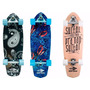 Skate Longboard Carver Mormaii Truck Simulador Surf Shape Fg
