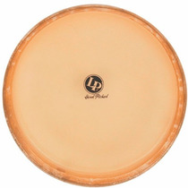 Parche Latin Percussion Para Conga 11 3/4 Cuero Nat Lp265b