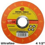 Disco De Corte Metal Extrafino 41/2x1/16x7/8 Diesel Tools