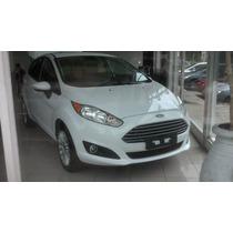 Ford Fiesta Titanium Mt 5p / Entrega Inmediata! 2016 Okm (s)