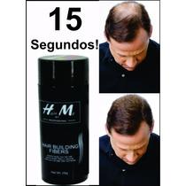 Hair Me Maquillaje Capilar En Polvo Cubre Calvicie /alopecia