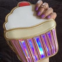 Bolsa Cupcake Mini Handbag Pastelito