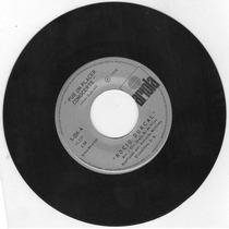 Rocio Durcal Fue Un Placer Conocerte Acetato 45 Rpm.1976