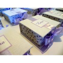 Caixa Lembrancinha Nascimento / Batizado / Maternidade