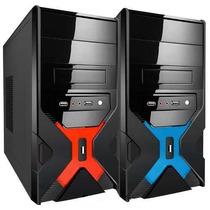 Computadora Ciber Cpu 5.2ghz 2gb Ddr3 160gb Gamer Barata Amd