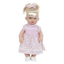 Boneca Linda Shayane Fala 62 Frases Milk Brinquedos Meninas