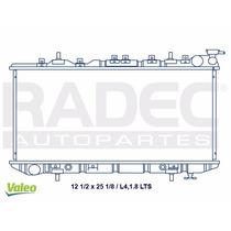 Radiador Nissan Lucino 1996 97 98 99 2000 1.8 Lts Rdc