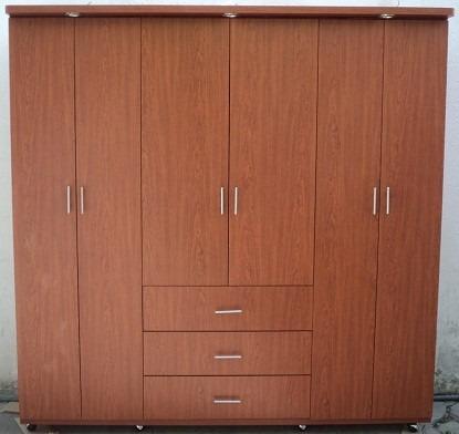 Hermoso closet ropero moderno minimalista 3 piezas for Catalogo de closets modernos