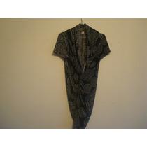 Lote Dama, 3 Bluzas Seda Fria,camisa, Talle S M L .