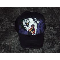 Gorras Joker De Batman El Caballero De La Noche Guason Anime