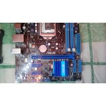 Tarjeta Madre Asus P8h61-m Lx3 R2.0 Soket 1155 Intel