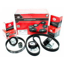 Kit De Correia Dentada Gol 1.0 16v Power 2002/... Gates
