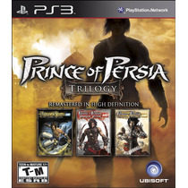 Prince Of Persia Classic Trilogy Hd | Ps3 | Psn