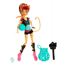 Monster High - Ghoul Sports - Toralei - Mattel