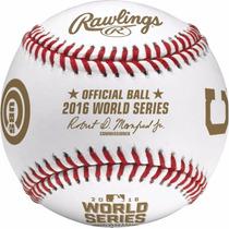 Pelota Official 2016 World Series Has Team Logo