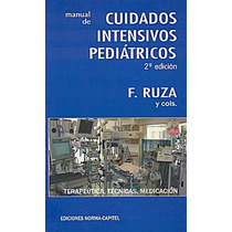 Manual De Cuidados Intensivos Pediatricos Francisco Ruza Pdf