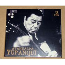 Atahualpa Yupanqui Compilado 2 Cd Nuevo Sellado
